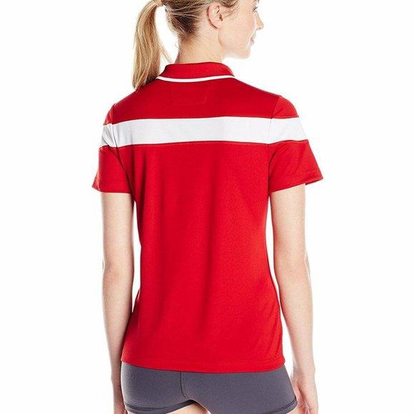 ADIDAS Women's Team SPORT POLO Top Shirt D20993